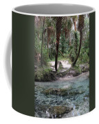 Clear Water And Palms Coffee Mug