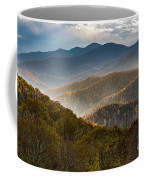 Clearing Storm At Webb Overlook Coffee Mug