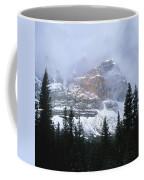 Clearing Storm Coffee Mug by Sandra Bronstein