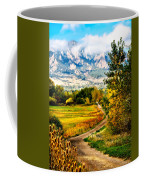 Clearly Colorado Coffee Mug