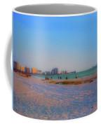 Clearwater Beach Florida Coffee Mug