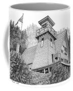 Cleft Of The Rock Lighthouse Coffee Mug