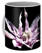 Exotic Clematis Coffee Mug