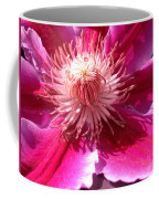 Clematis Bloom.. Coffee Mug