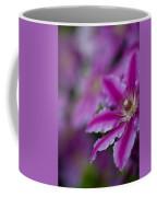 Clematis Dream Coffee Mug