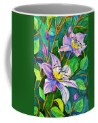 Clematis For Elsie Coffee Mug