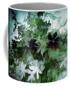 Clematis On The Vine Coffee Mug