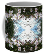 Clematis Sky Window Coffee Mug