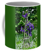 Clematis Vine Coffee Mug