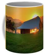 Clement Park Sunset Coffee Mug