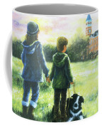 Clemson Kids Big Sister Little Brother Coffee Mug