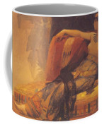 Cleopatra Preparatory Study For Cleopatra Testing Poisons On The Condemned Prisoners Coffee Mug