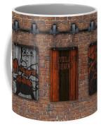 Cleveland Browns Brick Wall Coffee Mug