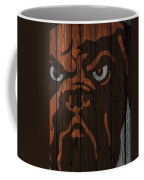Cleveland Browns Wood Fence Coffee Mug