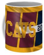 Cleveland Cavaliers Flag2 Coffee Mug