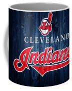 Cleveland Indians Barn Door Coffee Mug