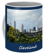 Cleveland Poster Coffee Mug
