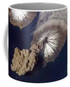 Cleveland Volcano, Iss Image Coffee Mug