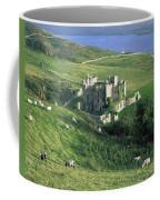 Clifden Castle, Co Galway, Ireland 19th Coffee Mug