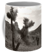 Cliff Between Joshua Coffee Mug