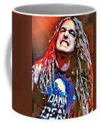 Cliff Burton Portrait Coffee Mug