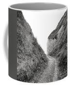 Cliff Cleavage Coffee Mug