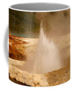 Cliff Geyser Coffee Mug