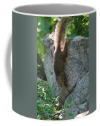 Cliff Hanger Coffee Mug
