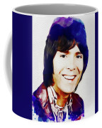 Cliff Richard, Music Legend Coffee Mug