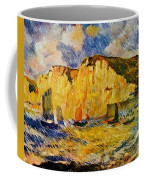 Cliffs 1883 Coffee Mug