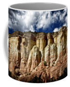 Cliffs At Echo Amphitheater Coffee Mug