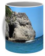 Cliffs On The Beach Dominican Republic  Coffee Mug
