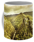 Cliffs, Steams And Valleys Coffee Mug