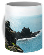 Cliffs Coffee Mug