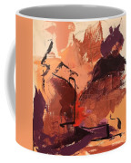 Cliffside Coffee Mug