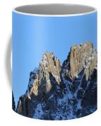 Climbers Sunlit Challenge Coffee Mug