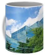 Climbing Skyward Coffee Mug