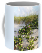 Climbing The Dunes Coffee Mug