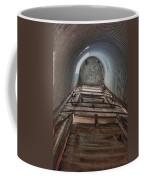 Climbing The Silo Coffee Mug
