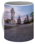 Clinton Square Sunrise Coffee Mug