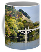 Clinton St. Bridge Prospect Mountain Binghamton Ny Coffee Mug