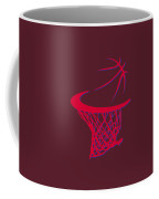 Clippers Basketball Hoop Coffee Mug