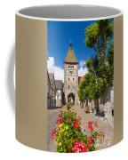 Half-timbered Houses, Alsace, France  Coffee Mug