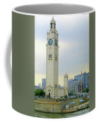 Clock Tower Montreal 1 Coffee Mug