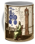 Clockmaker Coffee Mug