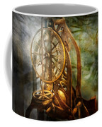 Clockmaker - The Day Time Stood Still  Coffee Mug by Mike Savad