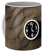 Clocks And Ripples Coffee Mug