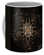 Clockwork Coffee Mug by John Edwards
