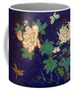 Cloisonee' Dragonfly Coffee Mug