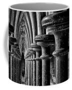 Cloister Colonnade Coffee Mug